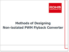 Methods of Designing Non-isolated PWM Flyback Converter
