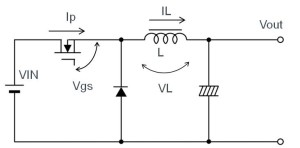 图 25:Buck方式(连续模式时)
