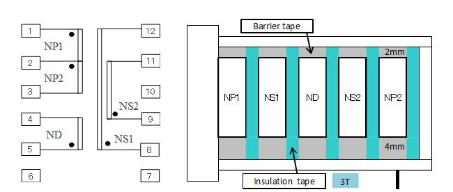 变压器规格范例1
